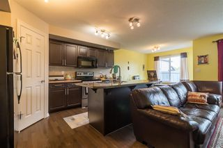 Photo 3: 133 CALVERT Wynd: Fort Saskatchewan House Half Duplex for sale : MLS®# E4160706