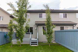 Photo 20: 133 CALVERT Wynd: Fort Saskatchewan House Half Duplex for sale : MLS®# E4160706
