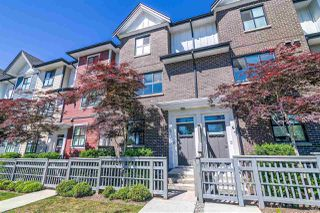 """Main Photo: 5 7039 MACPHERSON Avenue in Burnaby: Metrotown Townhouse for sale in """"Villo Metrotown"""" (Burnaby South)  : MLS®# R2379651"""