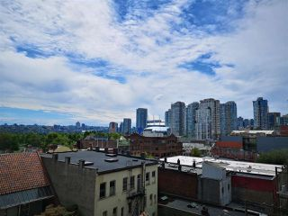 "Photo 1: 613 138 E HASTINGS Street in Vancouver: Downtown VE Condo for sale in ""SEQUEL 138"" (Vancouver East)  : MLS®# R2384483"