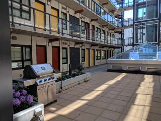 "Photo 17: 613 138 E HASTINGS Street in Vancouver: Downtown VE Condo for sale in ""SEQUEL 138"" (Vancouver East)  : MLS®# R2384483"