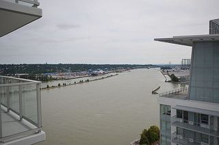 "Photo 15: 2807 908 QUAYSIDE Drive in New Westminster: Quay Condo for sale in ""RIVERSKY BY BOSA"" : MLS®# R2386526"
