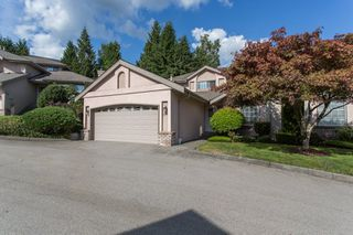"Main Photo: 435B BROMLEY Street in Coquitlam: Coquitlam East Townhouse for sale in ""Southview Estates"" : MLS®# R2396458"