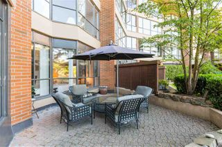 "Photo 3: G02 1470 PENNYFARTHING Drive in Vancouver: False Creek Condo for sale in ""HARBOUR COVE"" (Vancouver West)  : MLS®# R2396759"