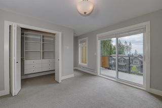"""Photo 9: 110 3525 CHANDLER Street in Coquitlam: Burke Mountain Townhouse for sale in """"WHISPER"""" : MLS®# R2398617"""