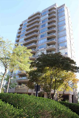 Main Photo: 1102 9623 MANCHESTER Drive in Burnaby: Cariboo Condo for sale (Burnaby North)  : MLS®# R2399658