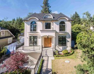 Photo 1: 3333 W 34TH Avenue in Vancouver: Dunbar House for sale (Vancouver West)  : MLS®# R2415595