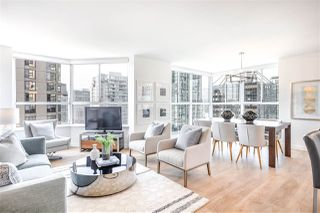 """Photo 2: 901 717 JERVIS Street in Vancouver: West End VW Condo for sale in """"Emerald West"""" (Vancouver West)  : MLS®# R2421913"""