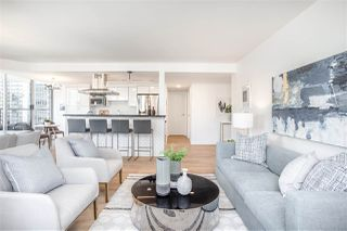 """Photo 3: 901 717 JERVIS Street in Vancouver: West End VW Condo for sale in """"Emerald West"""" (Vancouver West)  : MLS®# R2421913"""