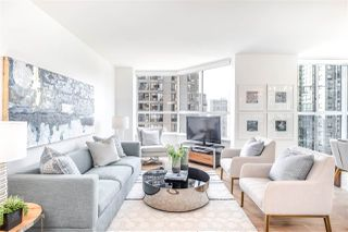 """Photo 1: 901 717 JERVIS Street in Vancouver: West End VW Condo for sale in """"Emerald West"""" (Vancouver West)  : MLS®# R2421913"""