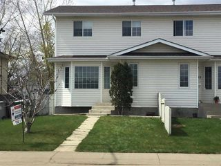 Photo 1: A 10012 99 Street: Morinville House Half Duplex for sale : MLS®# E4183090