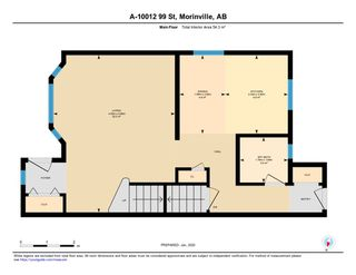 Photo 21: A 10012 99 Street: Morinville House Half Duplex for sale : MLS®# E4183090