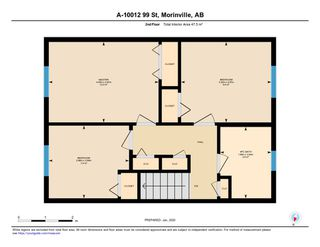 Photo 22: A 10012 99 Street: Morinville House Half Duplex for sale : MLS®# E4183090