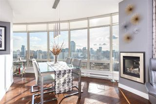 """Photo 4: 2501 1200 ALBERNI Street in Vancouver: West End VW Condo for sale in """"PALISADES"""" (Vancouver West)  : MLS®# R2428851"""