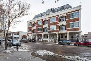 Photo 3: 307 10330 104 Street in Edmonton: Zone 12 Condo for sale : MLS®# E4186680
