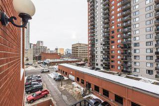 Photo 40: 307 10330 104 Street in Edmonton: Zone 12 Condo for sale : MLS®# E4186680