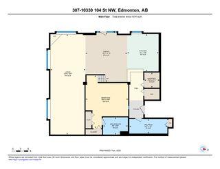 Photo 49: 307 10330 104 Street in Edmonton: Zone 12 Condo for sale : MLS®# E4186680