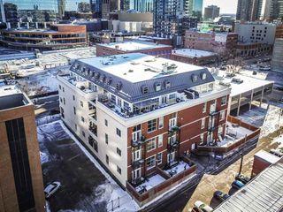 Photo 46: 307 10330 104 Street in Edmonton: Zone 12 Condo for sale : MLS®# E4186680