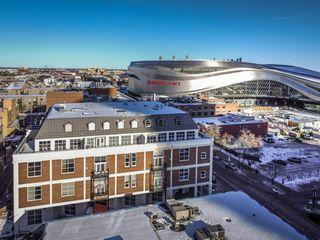 Photo 44: 307 10330 104 Street in Edmonton: Zone 12 Condo for sale : MLS®# E4186680