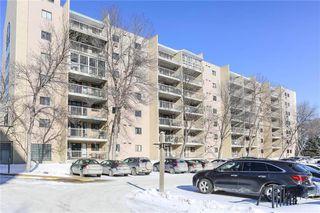 Photo 2: 1102 70 Plaza Drive in Winnipeg: Fort Garry Condominium for sale (1J)  : MLS®# 202003034