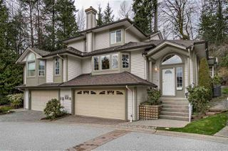 "Photo 2: 2 101 PARKSIDE Drive in Port Moody: Heritage Mountain Townhouse for sale in ""TREETOPS"" : MLS®# R2462260"