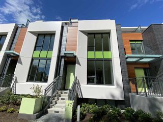 Photo 1: 7 3483 ROSS Drive in Vancouver: University VW Townhouse for sale (Vancouver West)  : MLS®# R2487637