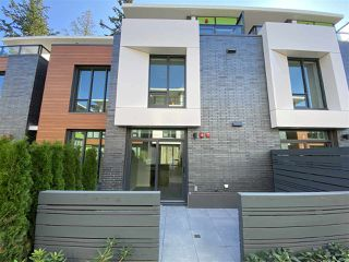 Photo 2: 7 3483 ROSS Drive in Vancouver: University VW Townhouse for sale (Vancouver West)  : MLS®# R2487637