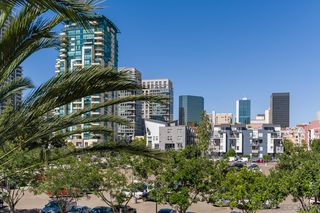 Photo 6: DOWNTOWN Condo for sale : 2 bedrooms : 100 Harbor Drive #303 in San Diego