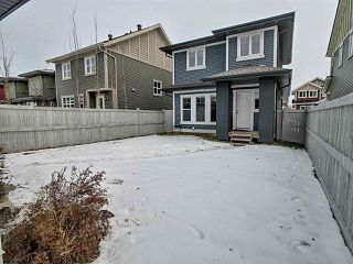 Photo 2: 4066 MORRISON Way in Edmonton: Zone 27 House for sale : MLS®# E4223156