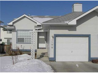 Photo 1: 106 QUIGLEY Close: Cochrane Residential Detached Single Family for sale : MLS®# C3464577