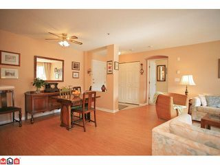 """Photo 2: 311 20120 56TH Avenue in Langley: Langley City Condo for sale in """"Blackberry Lane I"""" : MLS®# F1117783"""