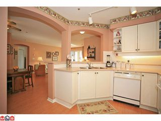 """Photo 6: 311 20120 56TH Avenue in Langley: Langley City Condo for sale in """"Blackberry Lane I"""" : MLS®# F1117783"""