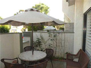 Photo 13: LA JOLLA Townhome for sale : 3 bedrooms : 3283 Caminito Eastbluff #193