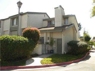 Photo 1: LA JOLLA Townhome for sale : 3 bedrooms : 3283 Caminito Eastbluff #193