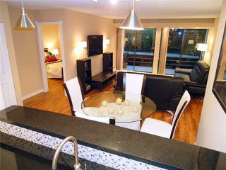 "Photo 2: 108 1955 WOODWAY Place in Burnaby: Brentwood Park Condo for sale in ""DOUGLAS VIEW"" (Burnaby North)  : MLS®# V920575"