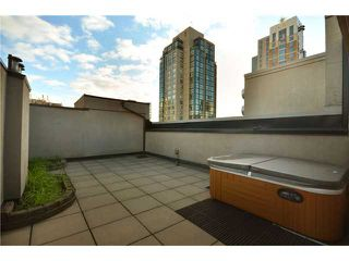 Photo 10: PH504 1238 HOMER Street in Vancouver: Yaletown Condo for sale (Vancouver West)  : MLS®# V924660