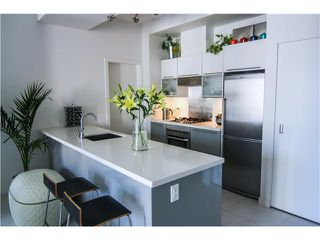 """Photo 2: 404 1252 HORNBY Street in Vancouver: Downtown VW Condo for sale in """"Pure"""" (Vancouver West)  : MLS®# V1042698"""
