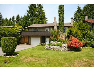 "Photo 1: 2655 TUOHEY Avenue in Port Coquitlam: Woodland Acres PQ House for sale in ""Woodland Acres"" : MLS®# V1068106"