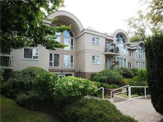 Photo 1: 201 9905 Fifth St in SIDNEY: Si Sidney North-East Condo Apartment for sale (Sidney)  : MLS®# 682484