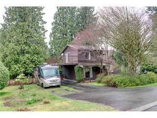 Photo 1: 666 FAIRVIEW Street in Coquitlam: Coquitlam West House for sale : MLS®# V1112874