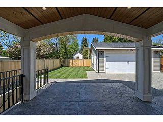 "Photo 12: 2117 DUBLIN Street in New Westminster: Connaught Heights House for sale in ""Connaught Heights"" : MLS®# V1121856"