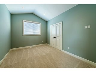 "Photo 15: 2117 DUBLIN Street in New Westminster: Connaught Heights House for sale in ""Connaught Heights"" : MLS®# V1121856"
