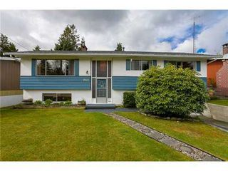 Photo 1: 1940 ORLAND Drive in Coquitlam: Central Coquitlam Home for sale ()  : MLS®# V1059909