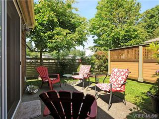 Photo 18: 8 5164 Cordova Bay Rd in VICTORIA: SE Cordova Bay Row/Townhouse for sale (Saanich East)  : MLS®# 704270