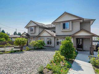 Photo 1: 1060 QUADLING Avenue in Coquitlam: Maillardville 1/2 Duplex for sale : MLS®# V1139275