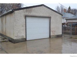 Photo 11: 440 Tweed Avenue in Winnipeg: East Kildonan Residential for sale (North East Winnipeg)  : MLS®# 1609008