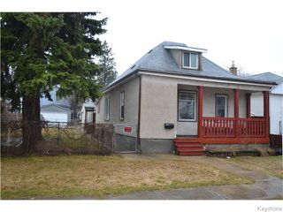 Photo 1: 440 Tweed Avenue in Winnipeg: East Kildonan Residential for sale (North East Winnipeg)  : MLS®# 1609008