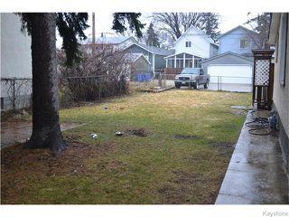 Photo 10: 440 Tweed Avenue in Winnipeg: East Kildonan Residential for sale (North East Winnipeg)  : MLS®# 1609008