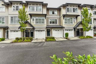 "Photo 1: 92 2450 161A Street in Surrey: Grandview Surrey Townhouse for sale in ""GLENMORE"" (South Surrey White Rock)  : MLS®# R2075264"