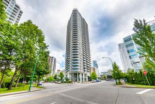 "Photo 1: 1807 4808 HAZEL Street in Burnaby: Forest Glen BS Condo for sale in ""CENTREPOINT"" (Burnaby South)  : MLS®# R2092111"